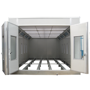 Customized Voltage Paint Spray Booth