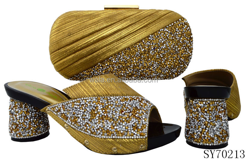 use for SY70213 stones bag and with shoes african ladies matching 0qZ0w
