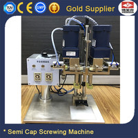 Desktop Manual PET Bottle Capper Machine