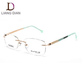 acabb8951fa 2018 Rimless Glasses Fashion Eyewear Frame Stock - Buy 2018 Fashion ...