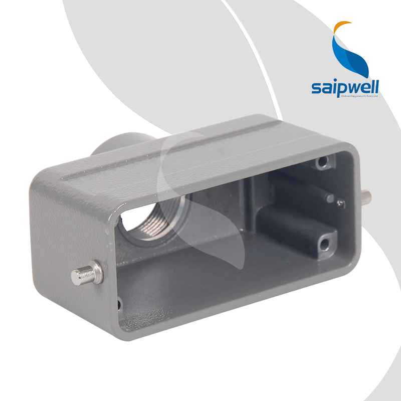 SAIPWELL IP65 Industrial Heavy Duty Electrical Cable Connector