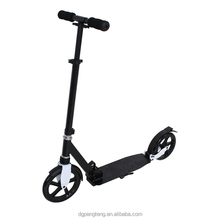 230mm Ultra luxury suspension aluminum kick scooter adult
