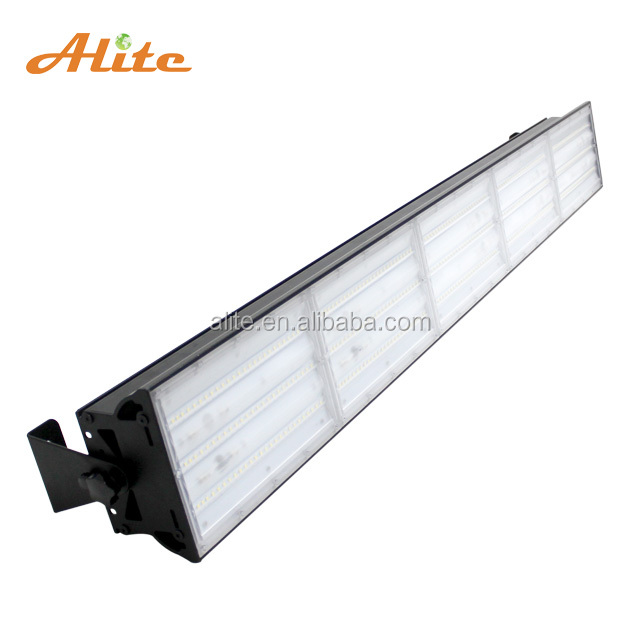 UL DLC approved 2017 unique design portfolio IP67 aluminum outdoor led linear high bay lights