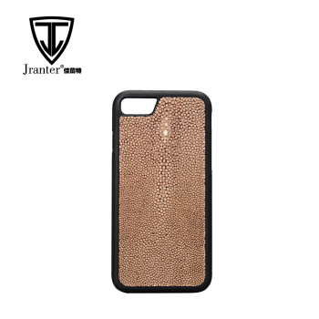 Stingray Leather Mobile Phone Cover, Leather Flip Cover Case For Smartphone