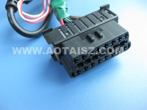 Factory offer Wire Harness Connector OBD Connector