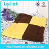 Cute Yellow Dog Puppy Cat Pet Nesting Bed Mat Cozy Warm