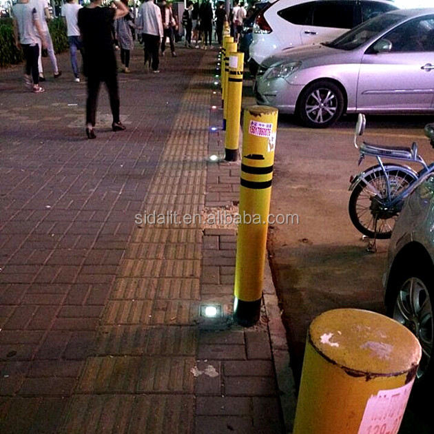 Be Popular In All The Market Night Safety Indication Lighting Solar Outside Car Park Lighting