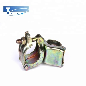 Pressed Steel Scaffolding Korea Type Swivel/Fix Coupler