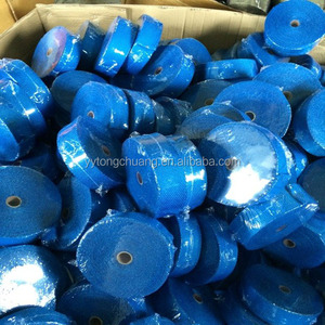 FACTORY DIRECT SALES fibeglass exhaust pipe heat woven wrap exhaust header insulating wrap