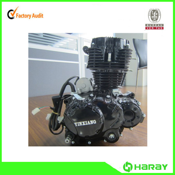 Black Nt200 Electric/kick Start Air Cooled Chinese Motorcycle ...