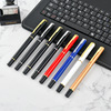 High Quality Durable Parker Cap-off Metal Pen Promotional