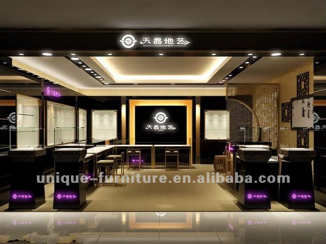 Jewellery Showroom Design And Furniture Supplier Buy Jewellery