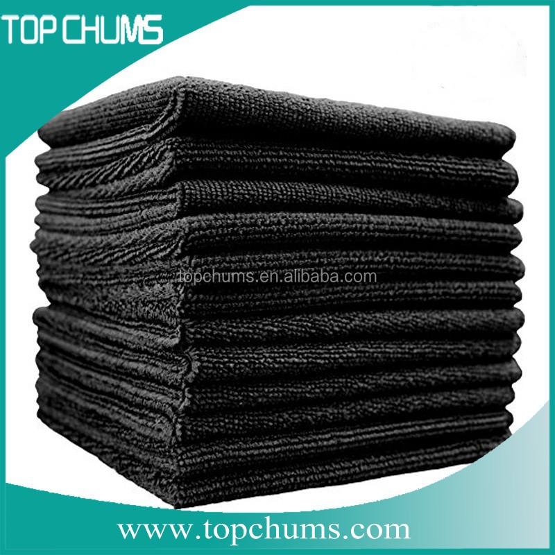 Wholesale China Importers Black Microfiber Cloth