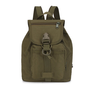 Very popular style hot women packbag laptop school military backpack