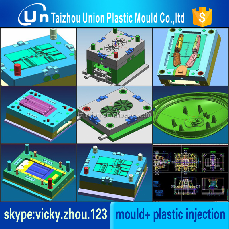plastic injection mould miniatures