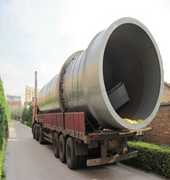 Hot Selling High Efficient Durable Kaolin and Metakaolin Rotary Kiln