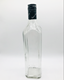 750ml square shaped vodka drinking glass bottle