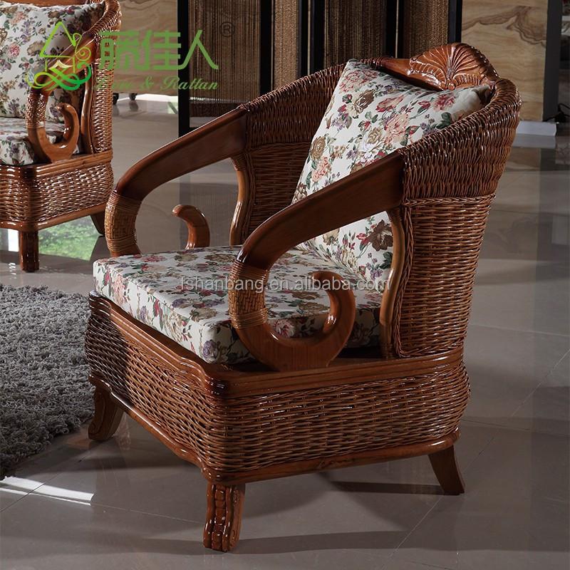 Hot High End China Bali Cebu Natural Rattan Furniture