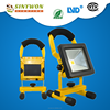 For Construction Site 6000K Waterproof Industrial Slim Work Light LED Flood Light