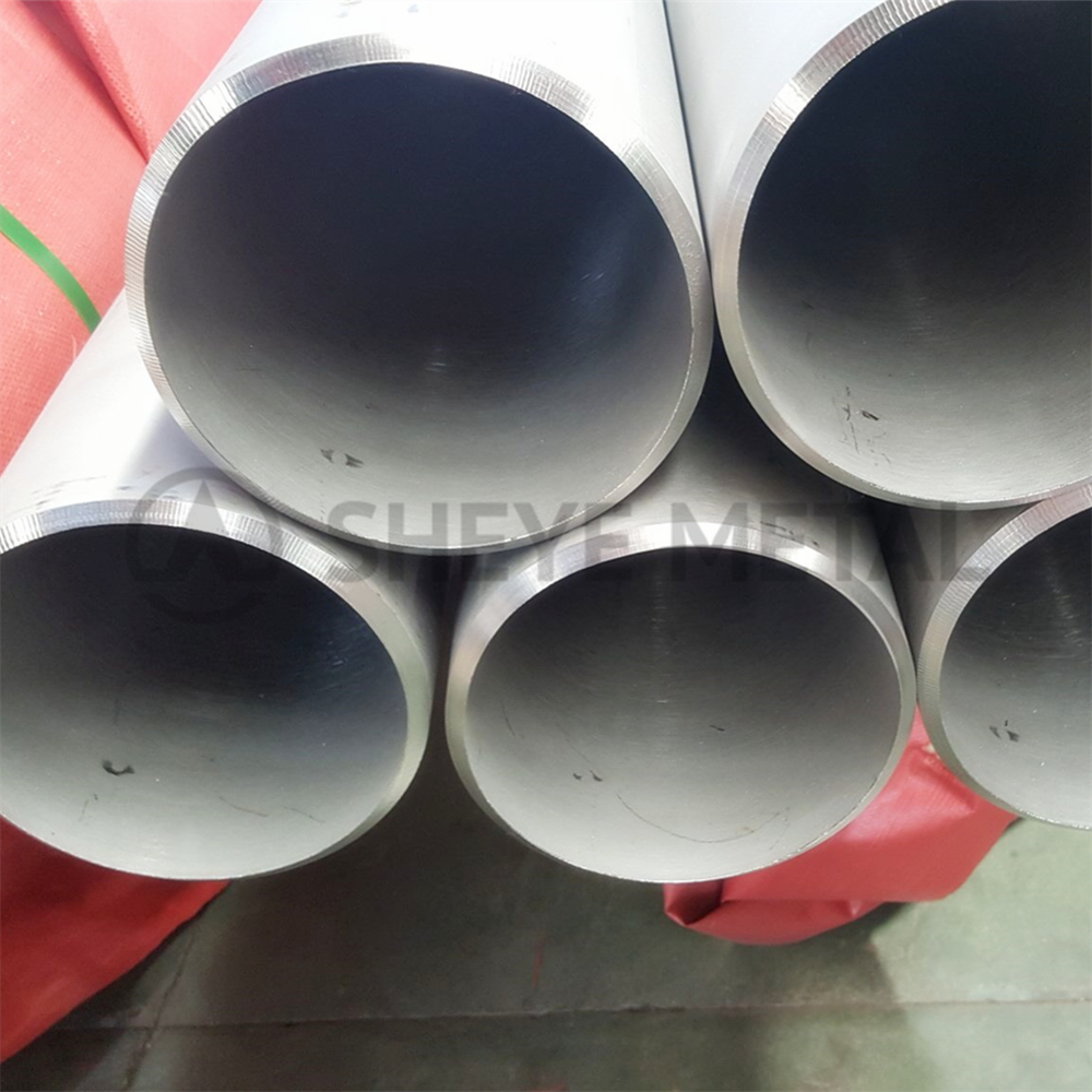 ASTM A312 TP316Ti Stainless Steel Seamless Pipe