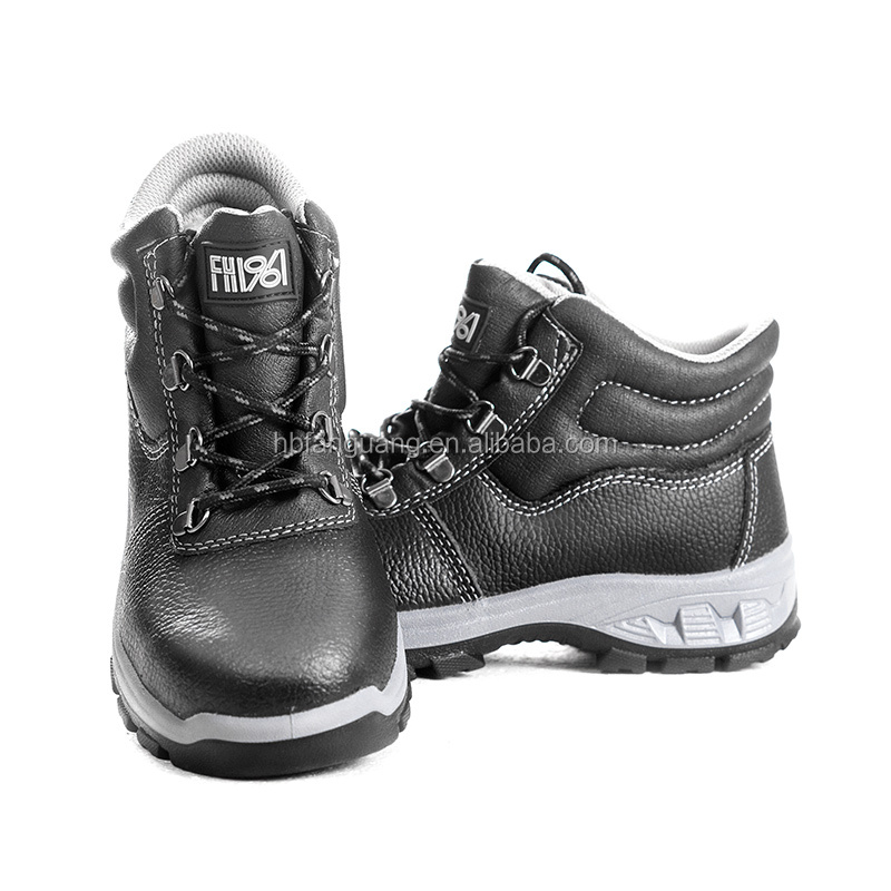 9d887a21696 2019 Cheap Safety Shoes Composite Toe Work Boots Stylish Safety ...