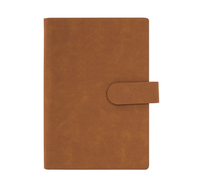 a5 custom bulk agenda leather cover business journal writing note book