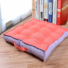 reversible fashion design hand embroidery cushion cover/cushion pillow/knitted cushion