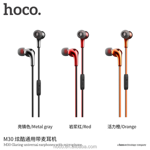 HOCO M30 Universal Beats Line Contral Earphone with Microphone