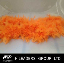 Wedding Decoration Natural Chandelle Feather Boa HH581