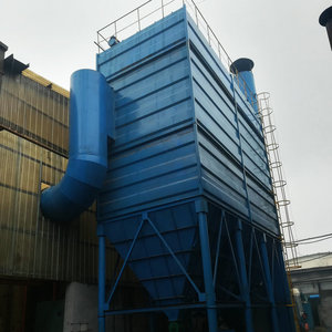 steel plant pulse jet industrial dust collector