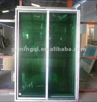 Superbe Aluminium Tinted Glass Doors ( Reflective Grey Color Door)