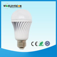 aluminum 5w e27 b22 SMD3014 led bulb light