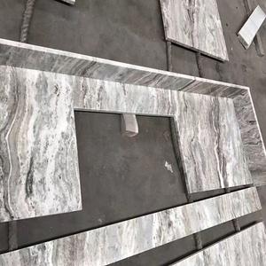 White Granite With Brown Veins White Granite With Brown Veins