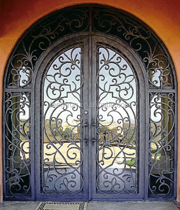 Gate doors design when you want to learn about wood for Door design of iron