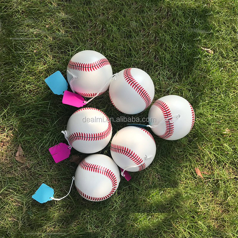 DEMI Wholesale party exploding baseball gender reveal baseball baby shower favors