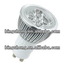 High Quality Power 5*1w Gu10 Led Bulb Euqals 50w Halogen Lamp ...