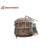 Industrial Electric Arc Furnace 1 To 10 Ton Manufacturers