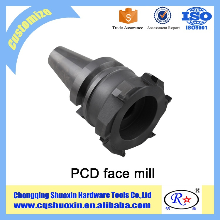 Chongqing manufacturer Top-performed diamond face mill