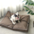 Speedypet High Quality Polyester Oxford Soft Cat Cushion Pet Bed, Dog Bed  Mat