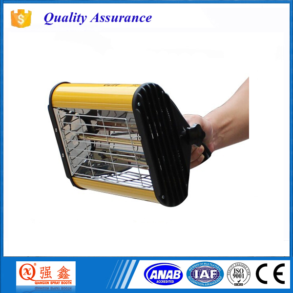 1A Electric Far Infrared Heaters Infrared Baking Lamp