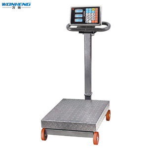 Accept OEM Survice Two Wheel Electronic 500kg Mechanical Weighing Scale 500kg