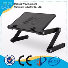 Simple style factory price cheapest modern popular foldable laptop table stand portable