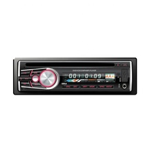 Einzel din auto universal mp3 cd player SD auto radio mit USB bluetooth auto dvd player mit farbe LCD/ LED