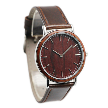 Watch Quartz Wholesale With Stainless Back Hot Selling Steel Buy wholesale Wood Quality High Steel original Grain hdxstCQr