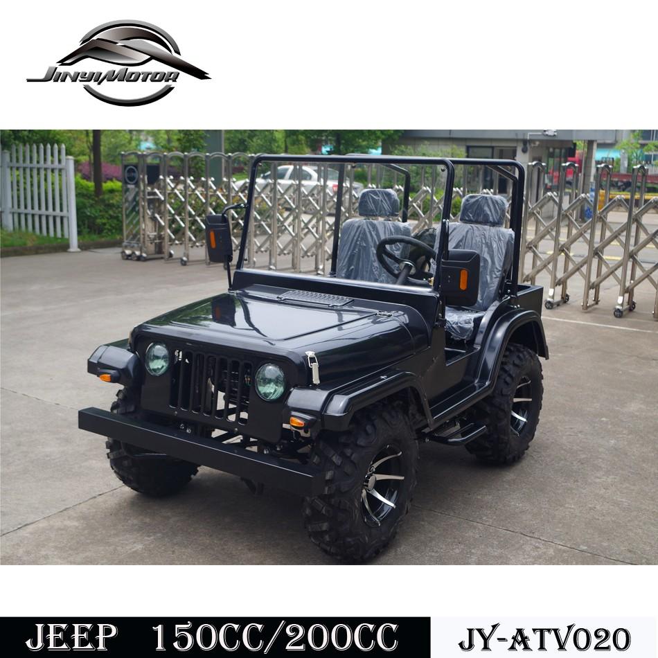 China 4 Stroke Petrol Mini Jeep Utv For Adult