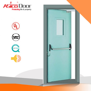 UL listed marine frameless metal fire rated glass doors with vision panel fire-proof door  sc 1 st  Qingdao Volno Industry \u0026 Trade Co. Ltd. - Alibaba & UL listed marine frameless metal fire rated glass doors with vision ...