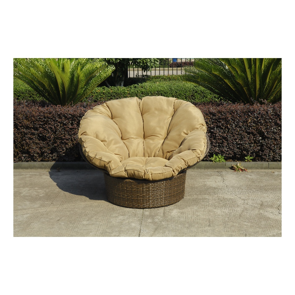 Comfortable Outdoor Rattan Papasan Chair With Cushion   Buy Comfortable  Outdoor Rattan Papasan Chair,Rattan Papasan Chair With Cushion,Rattan Papasan  Chair ...