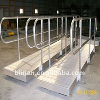 Marine Aluminum Boat Fixed Shore Gangway Buy Boat