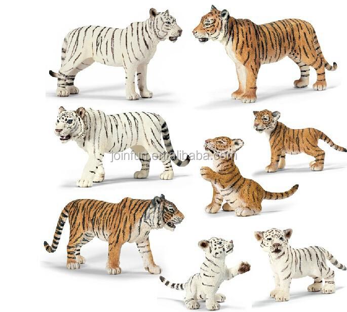 r aliste zoo animaux jouet en plastique tigre en. Black Bedroom Furniture Sets. Home Design Ideas