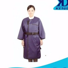 Hot Medical Body Examination Anti Radiation Clothing with Surface Moisture Resistance